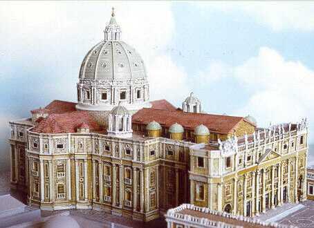 Saint Peter S Basilica Rome Italy